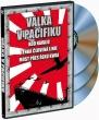 DVD: 3x DVD: Válka v Pacifiku (Kód Navajo / Most přes řeku Kwai
