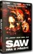 DVD: SAW 1: Hra o přežití [!Výprodej]