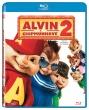 Blu-Ray: Alvin a Chipmunkové 2