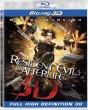 Blu-Ray: Resident Evil: Afterlife (3D verze)