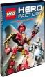 DVD: Lego Hero Factory: Nový tým
