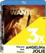 Blu-Ray: 3x Angelina Jolie: Kolekce (3 BD)