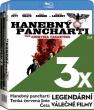 Blu-Ray: 3x Legendární válečné filmy: Kolekce (3 BD)