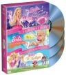 DVD: Barbie: Kolekce (3 DVD)