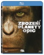 Blu-Ray: Zrození Planety opic