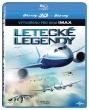 Blu-Ray: IMAX: Letecké legendy (3D verze)