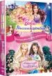 DVD: 2x Barbie: Princezna a zpěvačka + Princezna a švadlenka (2