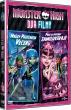 DVD: Monster High: Hrůzy pátečních večerů + Proč se příšerky zamilovávají