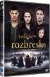 DVD: Twilight sága: Rozbřesk 2. část