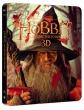 Blu-Ray: Hobit: Neočekávaná cesta (3D + 2D) (STEELBOOK - 4 BD)