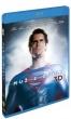 Blu-Ray: Muž z oceli (3D + 2D) (2 BD)