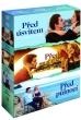 DVD: Kolekce 3 DVD (Před úsvitem / Před soumrakem / Před půlnocí)