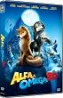 DVD: Alfa a omega (3D) [!Výprodej]