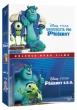 DVD: Kolekce: Příšerky s.r.o. / Univerzita pro příšerky (2 DVD)