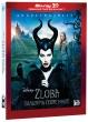 Blu-Ray: Zloba - Královna černé magie (3D + 2D) (2 BD)