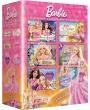 DVD: Barbie: Kolekce pro princezny (6 DVD)