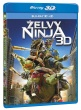 Blu-Ray: Želvy Ninja (3D + 2D) (2 BD)