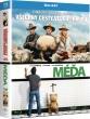 Blu-Ray: Kolekce: Všechny cesty vedou do hrobu + Méďa (2 BD)
