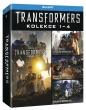 Blu-Ray: Transformers: Kolekce 1 - 4 (4 BD)