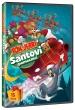 DVD: Tom a Jerry: Santovi pomocníci