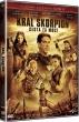 DVD: Král Škorpion: Cesta za mocí