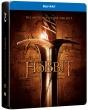 Blu-Ray: Kolekce: Hobit 1 - 3 (6 BD) (STEELBOOK)