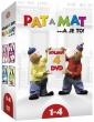 DVD: Pat a Mat: Kolekce 1-4 (4DVD)