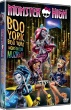 DVD: Monster High: Boo York