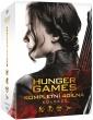 DVD: Hunger Games: Kolekce 1-4 (4 DVD)