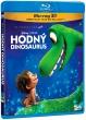 Blu-Ray: Hodný dinosaurus (2BD) (3D+2D)