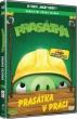 DVD: Angry Birds: Prasátka (2. série)