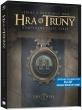 Blu-Ray: Hra o trůny: Kompletní 3. série (STEELBOOK) (5 BD)