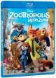 Blu-Ray: Zootropolis: Město zvířat