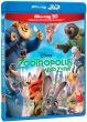 Blu-Ray: Zootropolis: Město zvířat (3D+2D) (2BD)