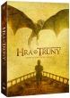 DVD: Hra o trůny: Kompletní 5. série (Viva balení) (5 DVD)