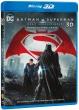 Blu-Ray: Batman vs. Superman: Úsvit spravedlnosti (Prodloužená verze) (3D+2D+2D) (3BD)