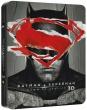 Blu-Ray: Batman vs. Superman: Úsvit spravedlnosti (Prodloužená verze) (3D+2D+2D) (3BD) (FUTUREPAK)