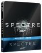Blu-Ray: James Bond - Agent 007: Spectre (STEELBOOK) (2 BD)
