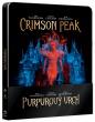 Blu-Ray: Purpurový vrch (STEELBOOK)
