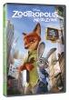 DVD: Zootropolis: Město zvířat