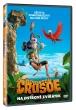 DVD: Robinson Crusoe: Na ostrově zvířátek