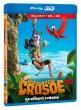 Blu-Ray:Robinson Crusoe: Na ostrově zvířátek (3D + 2D)