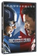 DVD: Captain America: Občanská válka