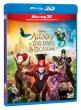 Blu-Ray: Alenka v říši divů: Za zrcadlem (3D + 2D) (2BD)