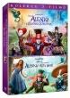 DVD: Alenka v říši divů: Kolekce (1 + 2) (2 DVD)