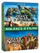 Blu-Ray: Želvy Ninja kolekce 1 + 2 (3D + 2D) (3BD)