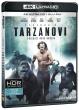 Blu-Ray: Legenda o Tarzanovi (UHD + 2D) (2BD)