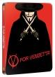 Blu-Ray V jako Vendeta (STEELBOOK)