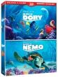 Blu-Ray: Kolekce: Hledá se Nemo + Hledá se Dory (3D+2D) (4BD)