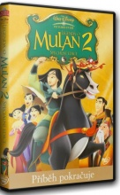 DVD: Legenda o Mulan 2